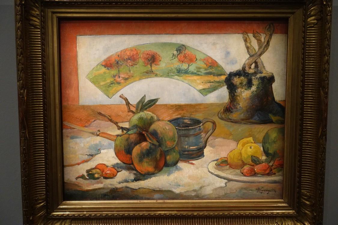 Critique exposition paul gauguin grand palais - Expo le grand palais ...